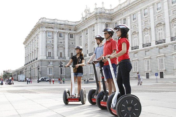 Madrid Segway Tour