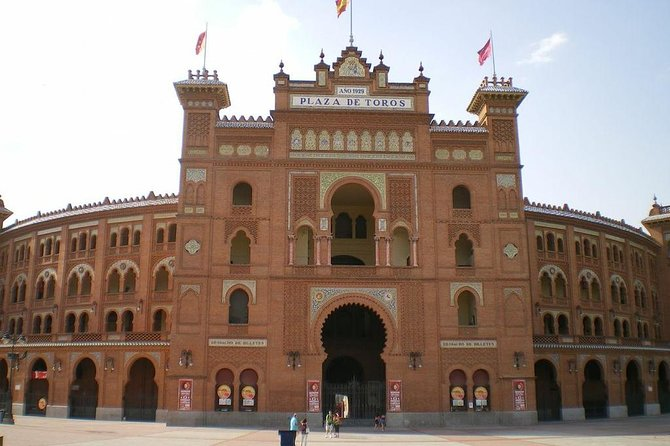 Las Ventas Bullring Entrance Ticket and Bullfighting Museum of Madrid Audio Tour