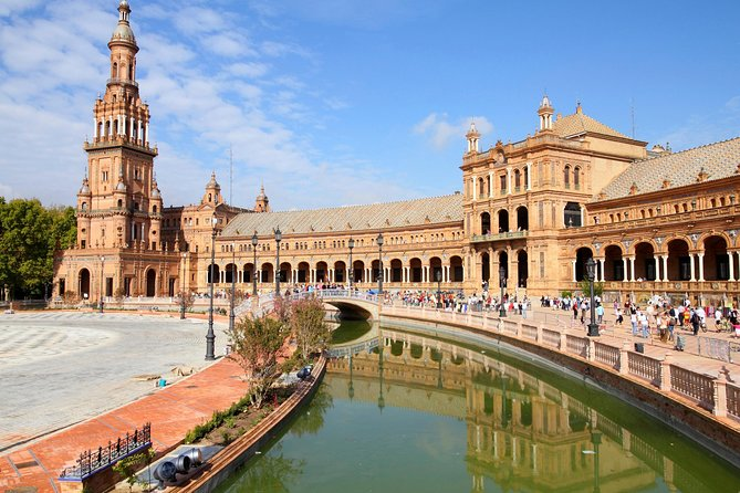 Seville Day Trip With Cathedral Entrance Direct from Malaga