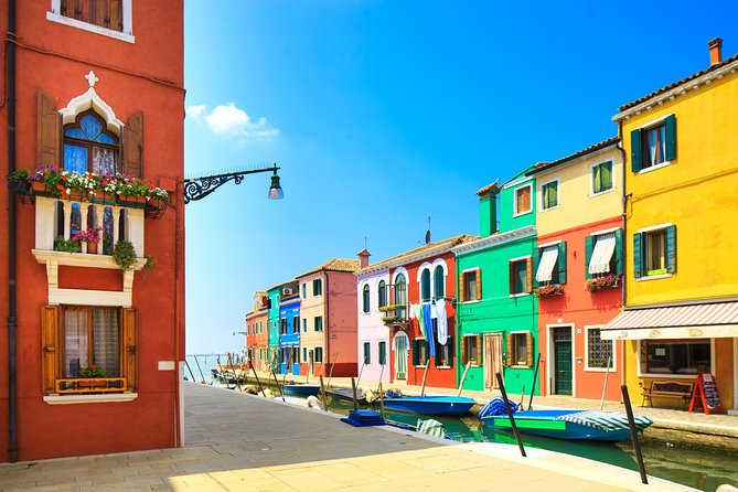 Venice islands boat tour: Murano, Burano and Torcello photo 1