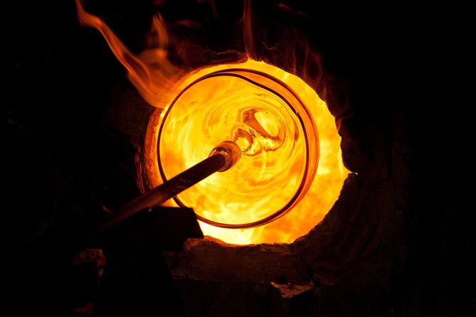 Glassblowing in Venice - Small group