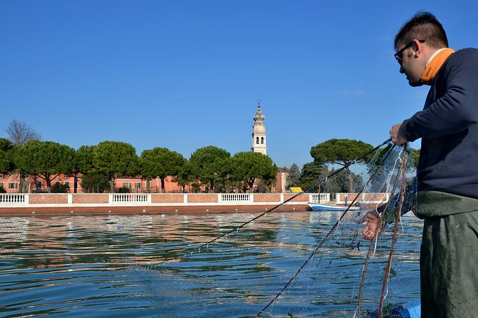 Pescador por un día