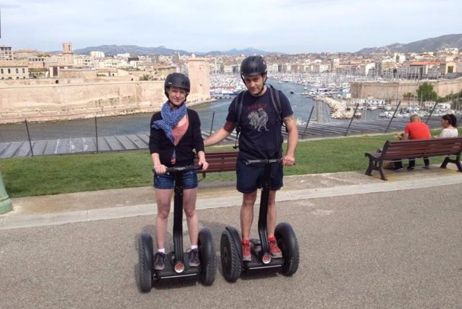 City Segway Tour - Discover the beauty of the Pharo Palace and its neighborhood