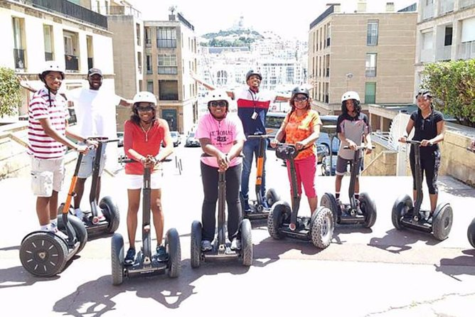 Marseille Segway Tour - Explore the Panier neighborhood in an unexpected way photo 1