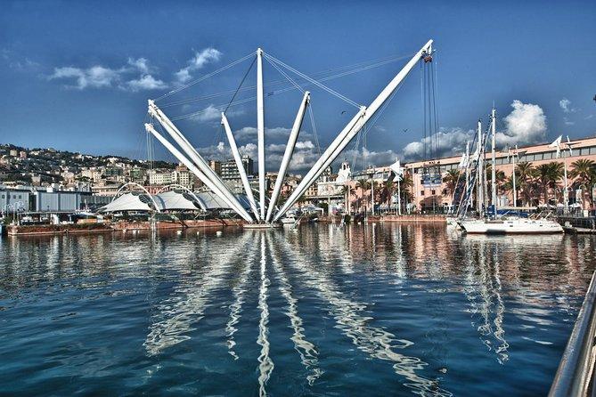 Genoa Aquarium, Tropical Garden, Panoramic Lift and Biosphere Combo Ticket