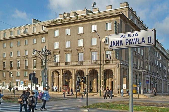 Nowa Huta Tram and Walking Tour in Krakow