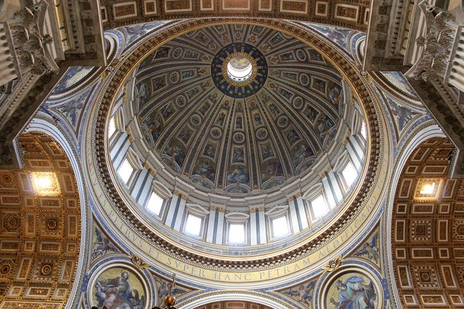 Vatican Museums No-Wait Access Tour with Raphael Rooms and Sistine Chapel