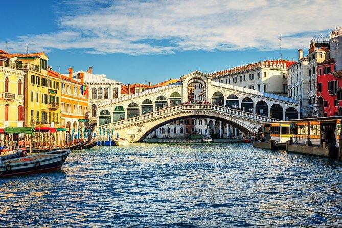 Getaway för en dag: Venedig och ön Murano från Florens med höghastighetståg