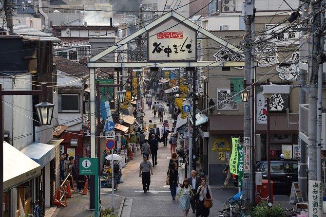 Yanaka Shitamachi Backstreets Cultural Walking Tour