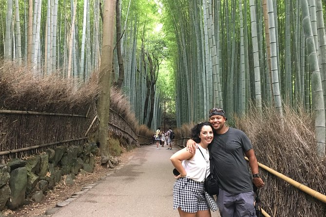 Kyoto Arashiyama & Sagano Walking Food Tour