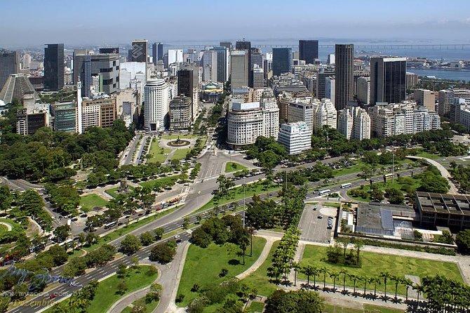 Rio de Janeiro Downtown Landmarks Small-Group Tour