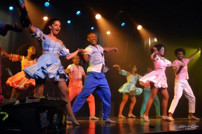 Ginga Tropical Show and Samba Class with Optional Dinner