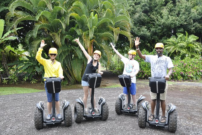 Segway Mamalahoa Tour - 120 Minutes - Rating: MODERATE