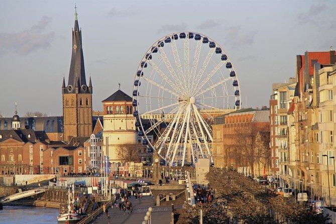 Privétour: Tour langs de hoogtepunten van Düsseldorf