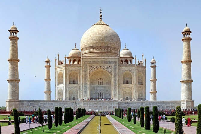 1 Day Trip to Agra City - Visit Taj Mahal and Agra Fort photo 1