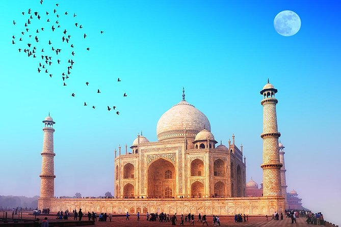 Taj Mahal One Day Tour From Delhi By Car