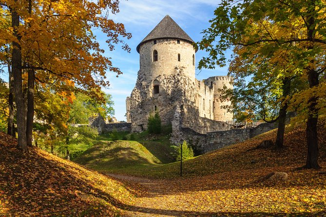 Full-Day Private Trip to Cesis, Sigulda and Turaida from Riga