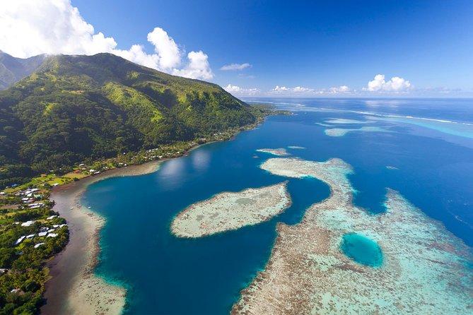 Half Day Tahiti Peninsula y Teahupoo Boat Tour