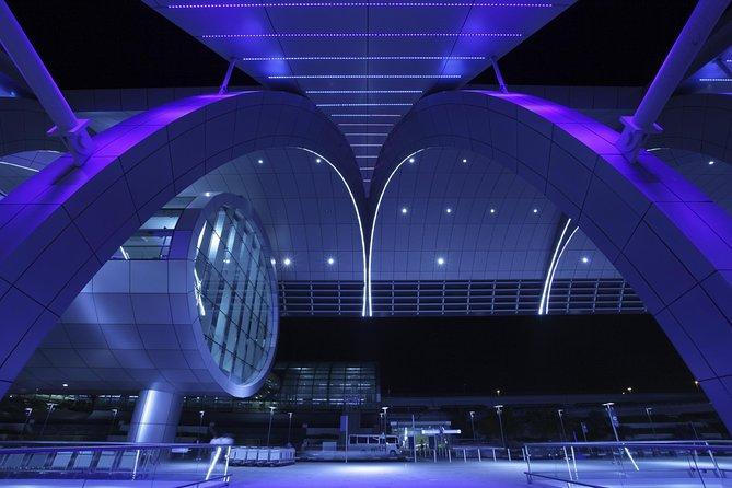 Dubai Private Transfer: Dubai International Airport to Cruise Port