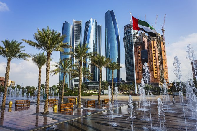 Abu Dhabi from Dubai Day Journée de développement urbain avec ...