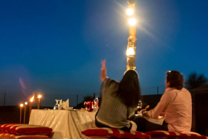 Private Tour: Dubai Romantic Desert and Dinner Experience for Two photo 3