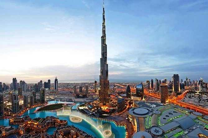 Dubai: Burj Khalifa Tower Admission and