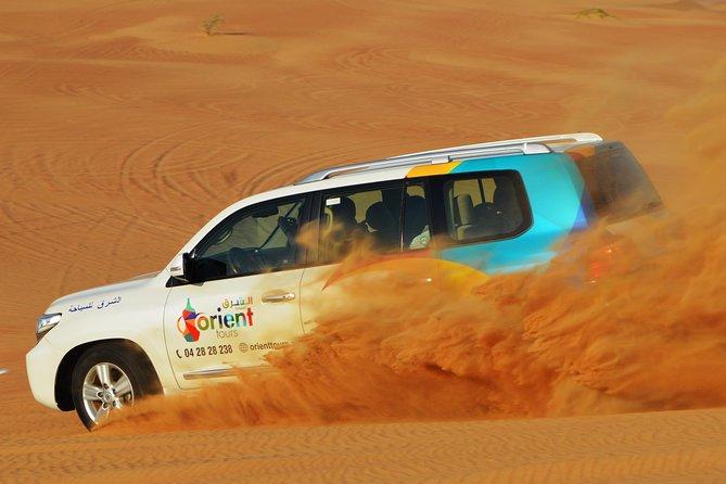 Private 4x4 Desert Safari with Stargazing and Dinner at Mleiha