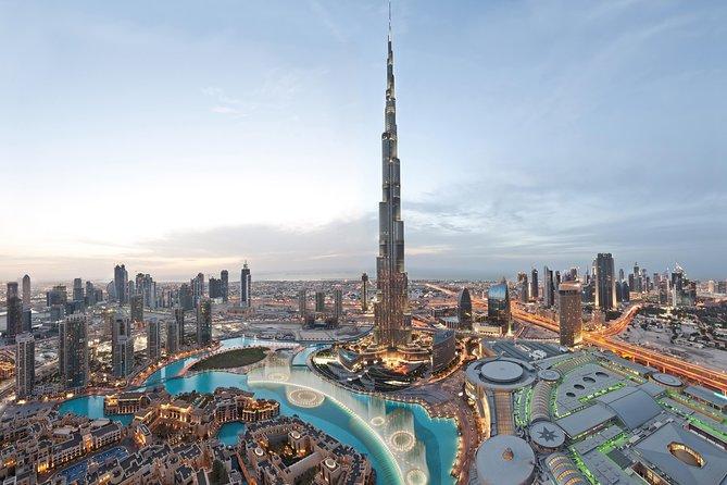 Dubai Burj Khafila Skip-the-Line Ticket to Level 124 and 125