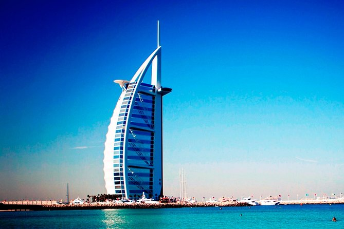 Dubai City Highlights with Canal Dhow Cruise Dinner Combo