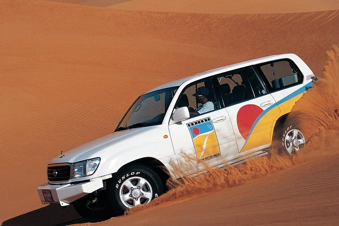 Privat tur: 4x4 Desert Adventure Safari fra Muscat