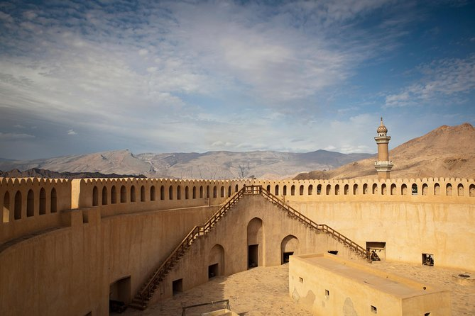 Muscat Shore Excursion: Privat Nizwa Day Trip