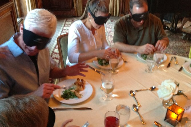 """Salem """"Dining in the Dark"""" Culinary Experience"""