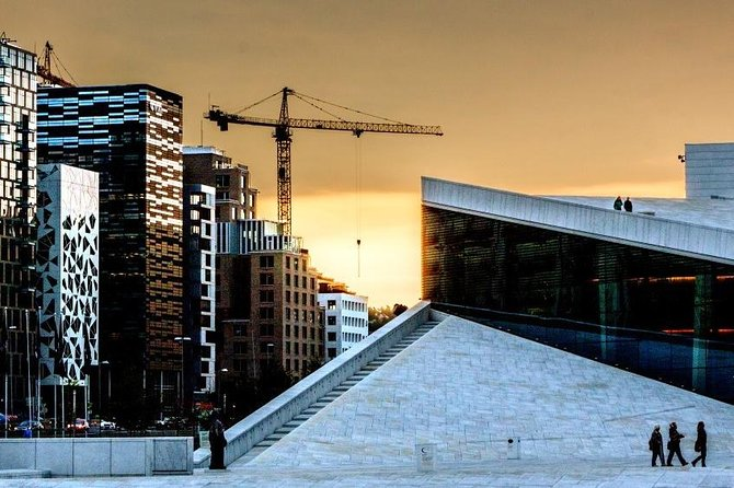 Oslo City Walks - The City of Contrasts
