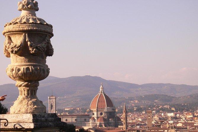 Tour a piedi dei giardini di Firenze