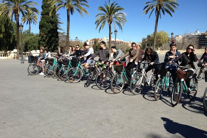 Valencia City Sights Bike Tour photo 3