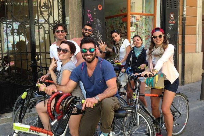 Beer Bike Tour of Valencia