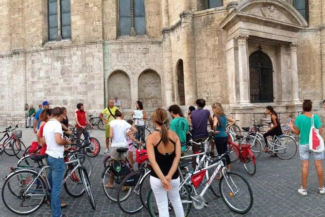 Bike Tour and Aperitif in Ascoli Piceno
