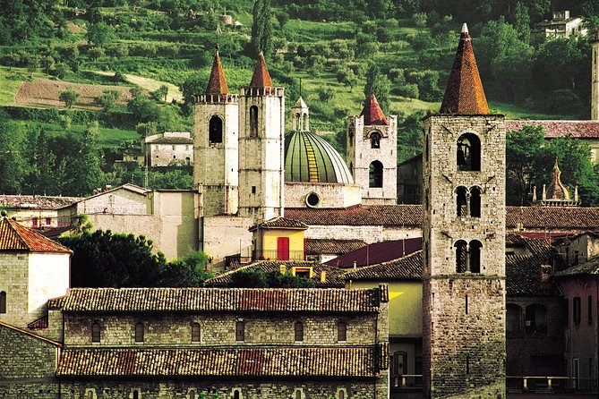 Private guided walking tour of Ascoli Piceno