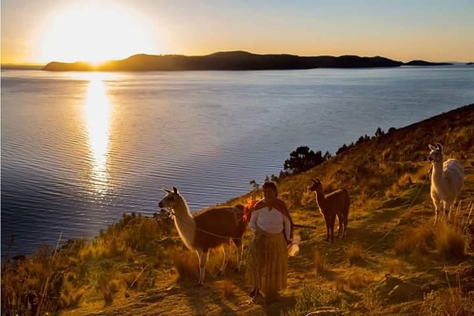 Private Tour 2 Days, Lake Titicaca and Sun Island from La Paz, English Guide