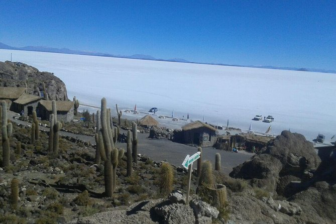 Visit to Uyuni Salt Flats from La Paz Bolivia by Bus photo 8
