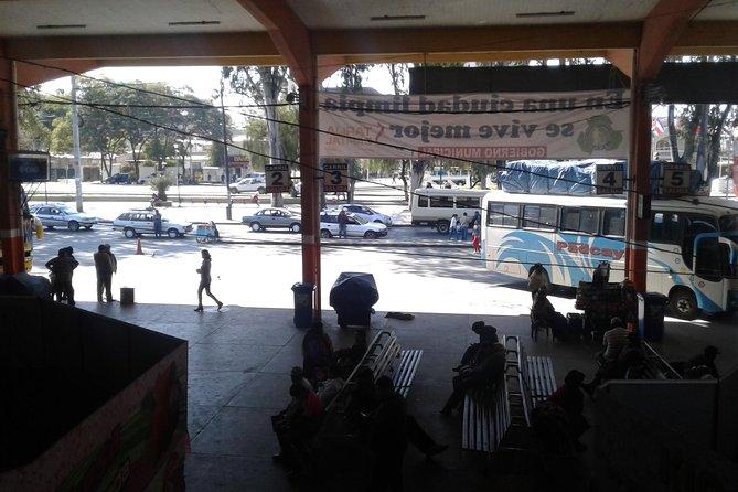 Bus Turístico a Calama Chile desde Uyuni