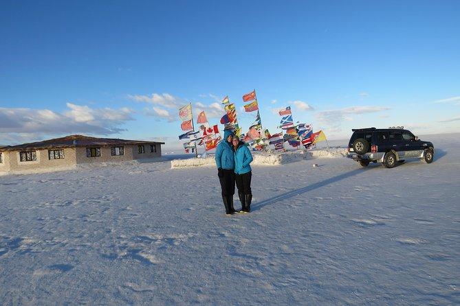 Viagem diurna particular saindo de La Paz para Uyuni