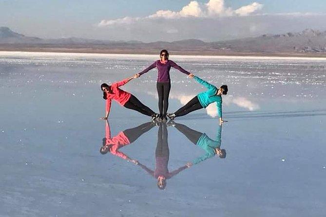 Luxury Uyuni Salt Flats 3D 2N Tour From La Paz by Air
