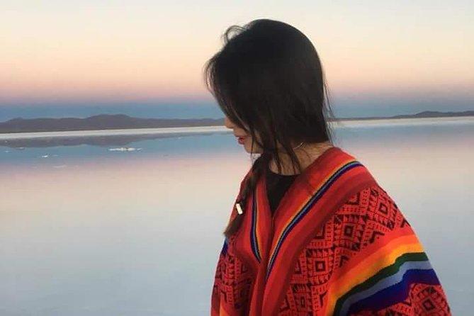 From Uyuni: Starlight and Sunrise Tour in Salt Flats