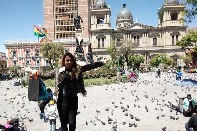 Private: Real Walking Tour in La Paz, Bolivia