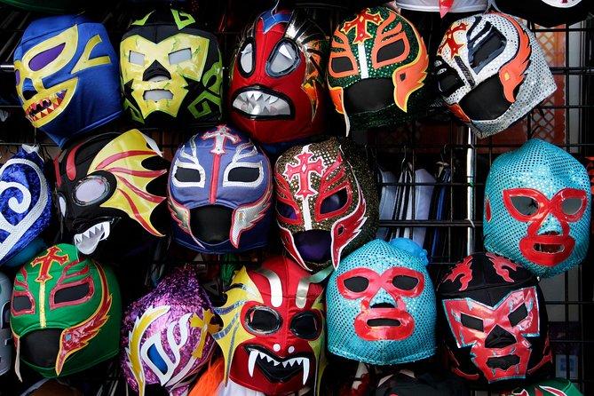 Kitsch Art Walking Tour i Mexiko City