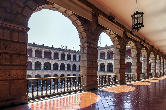 Hidden Treasures of Mexico City Walking Tour