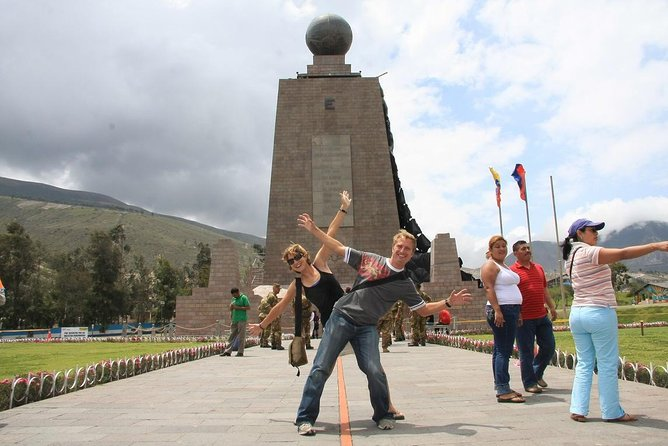 Full-Day Middle of the World Monument Tour from Quito