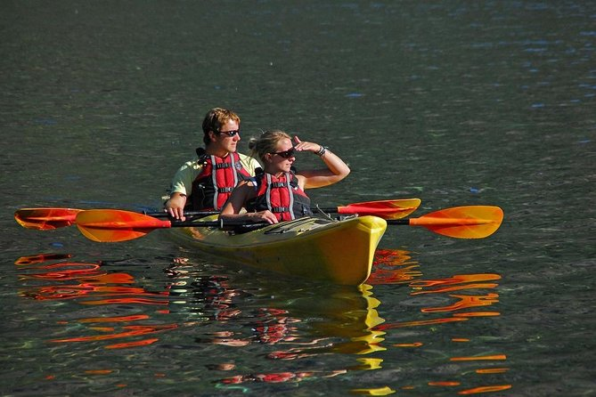 Full Day Kayaking & Trekking