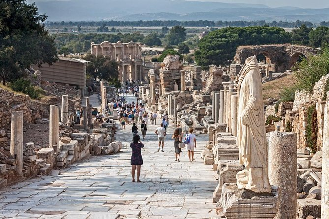 Discover Ephesus and Virgin Mary's House Tour